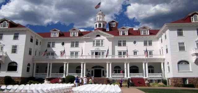 Lo Stanley Hotel in Colorado