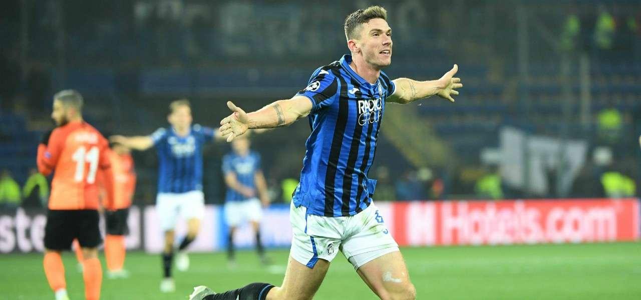 Robin Gosens Atalanta gol Shakhtar lapresse 2019
