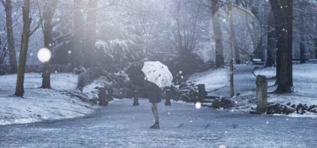 Neve, allerta maltempo