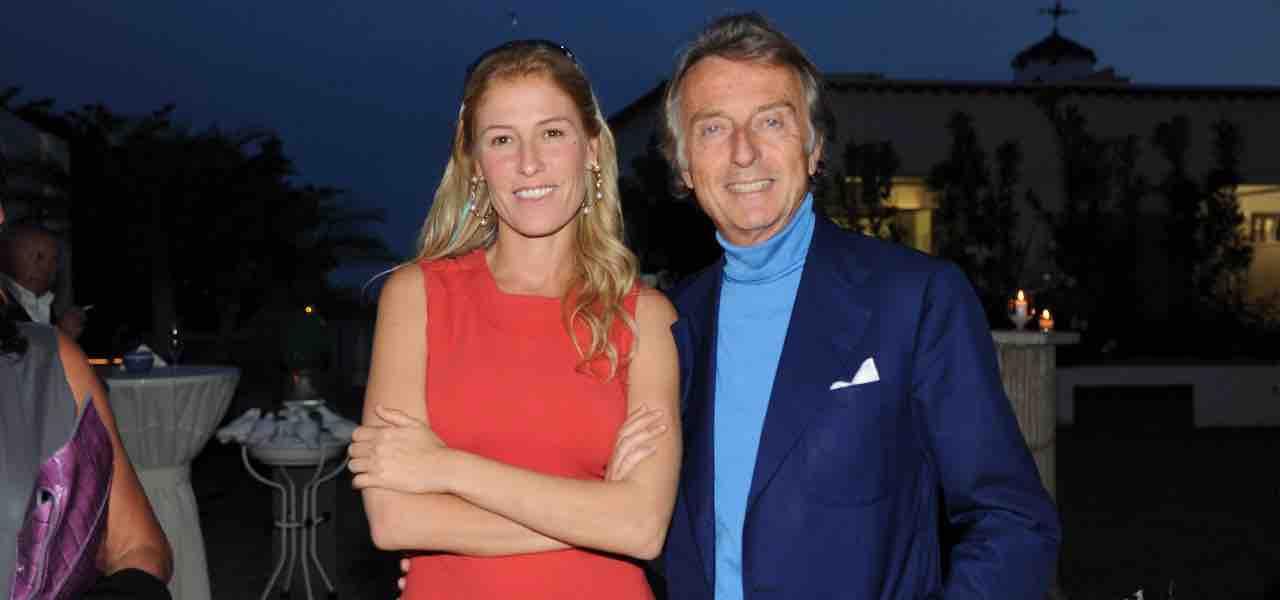 Ludovica Andreoni, ex moglie Luca Cordero di Montezemolo