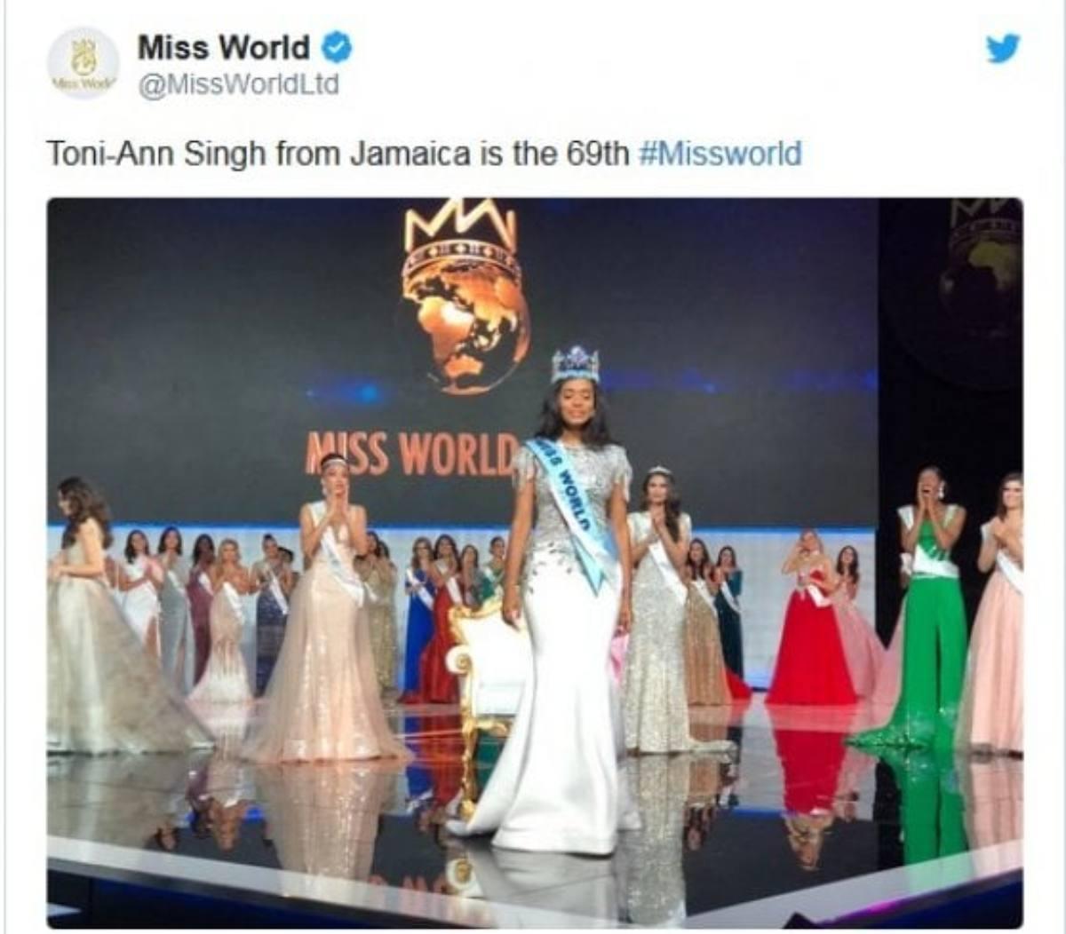 miss mondo 2019