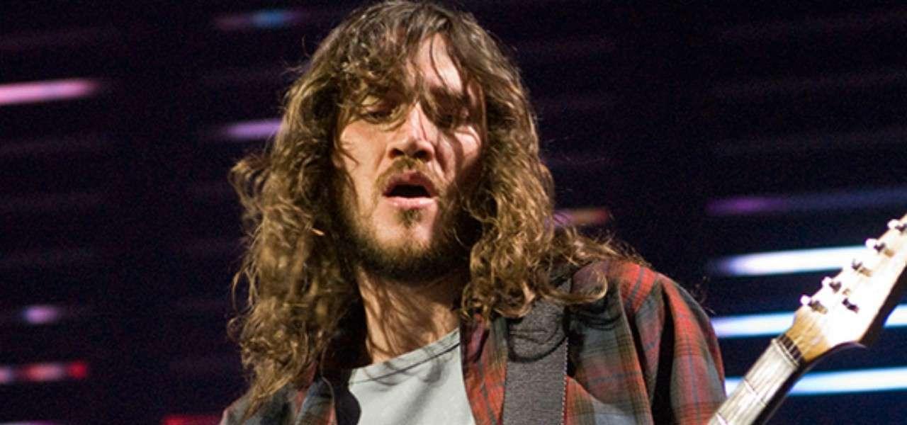 john frusciante stage