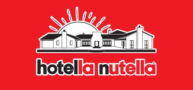 L'hotel della Nutella in California, il logo