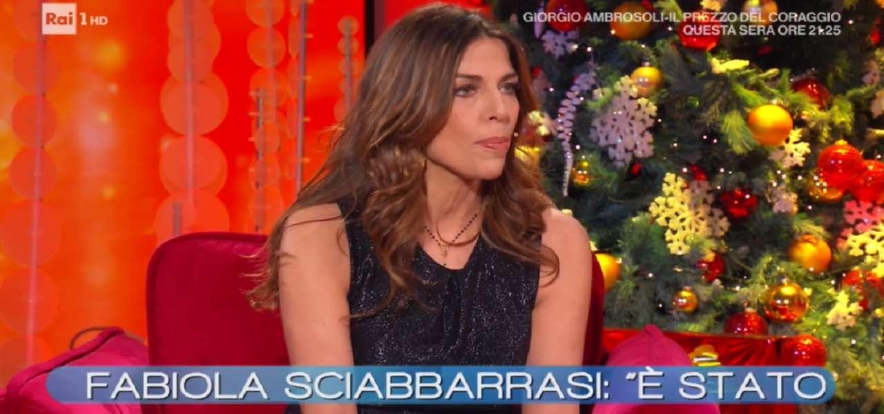 Fabiola Sciabbarrasi ex moglie pino daniele