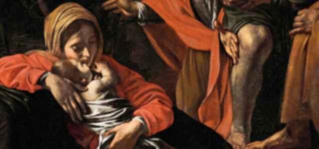 Adorazione pastori, Caravaggio