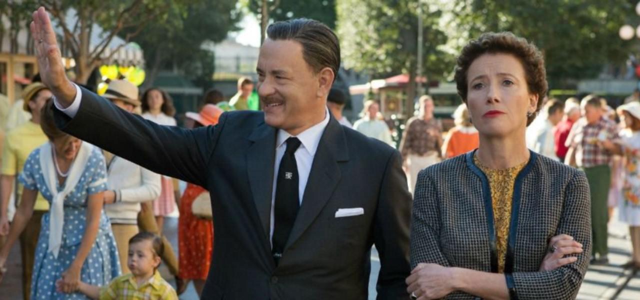 Saving Mr. Banks/ Video, su Rai 2 il film con Tom Hanks (oggi, 27 ...