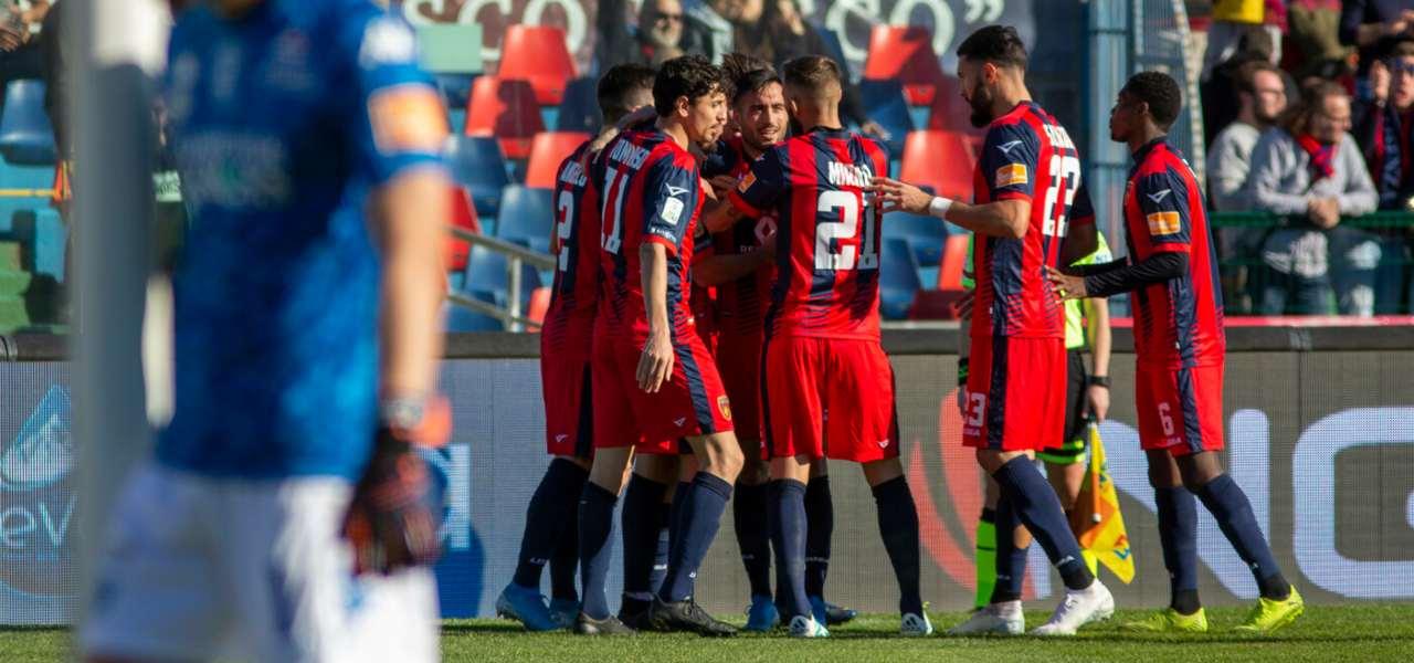 Cosenza gruppo Serie B