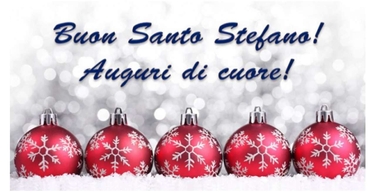 Auguri Spirituali Di Natale.Auguri Buon Santo Stefano 2020 E Buon Onomastico Le Frasi Prima Che Sia Tardi
