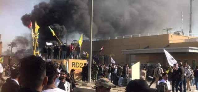 Assalto ambasciata Usa in Iraq
