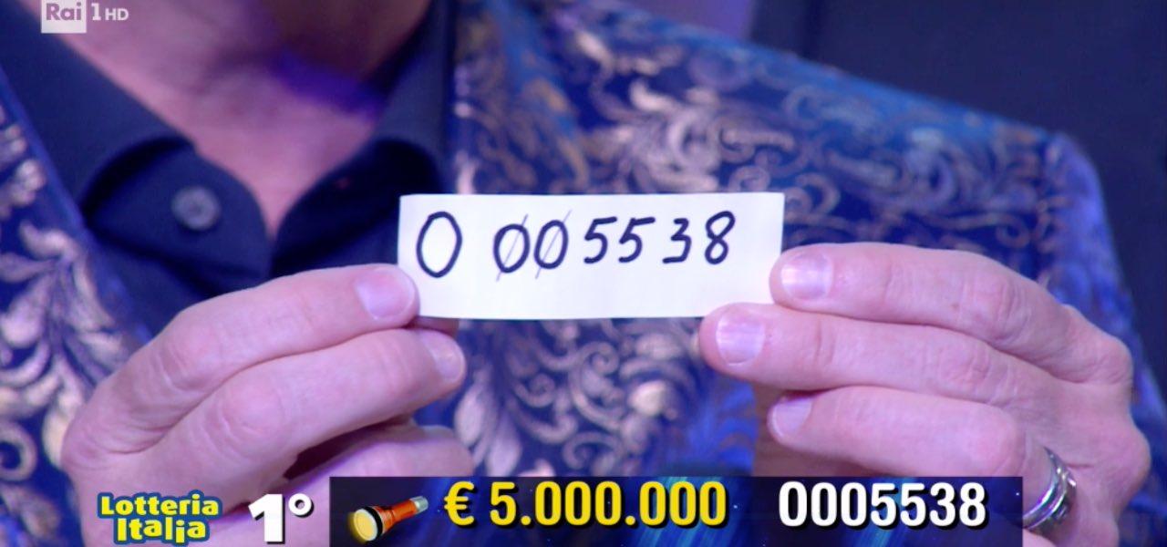 vincitore lotteria italia 2020