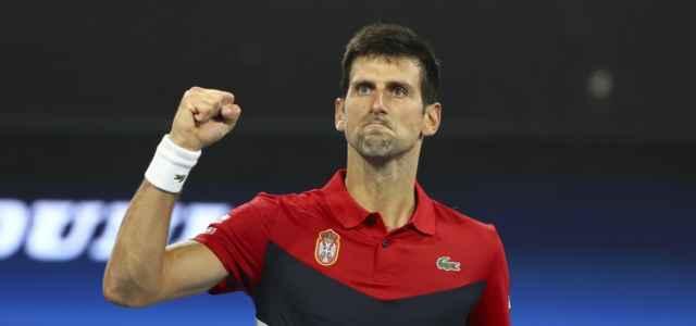 Djokovic Atp Cup