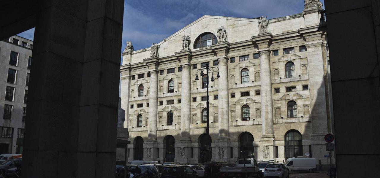 Milano Piazza Affari Consob