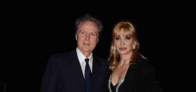 Angelo Donati, marito Milly Carlucci