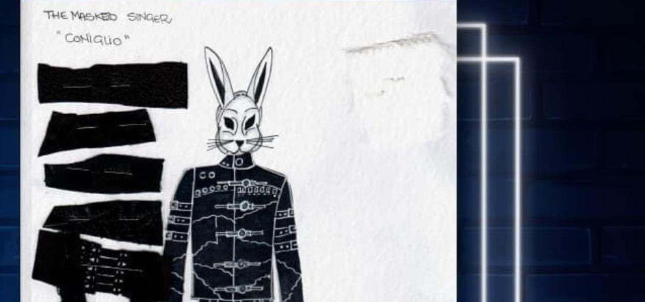 coniglio cantante mascherato instagram