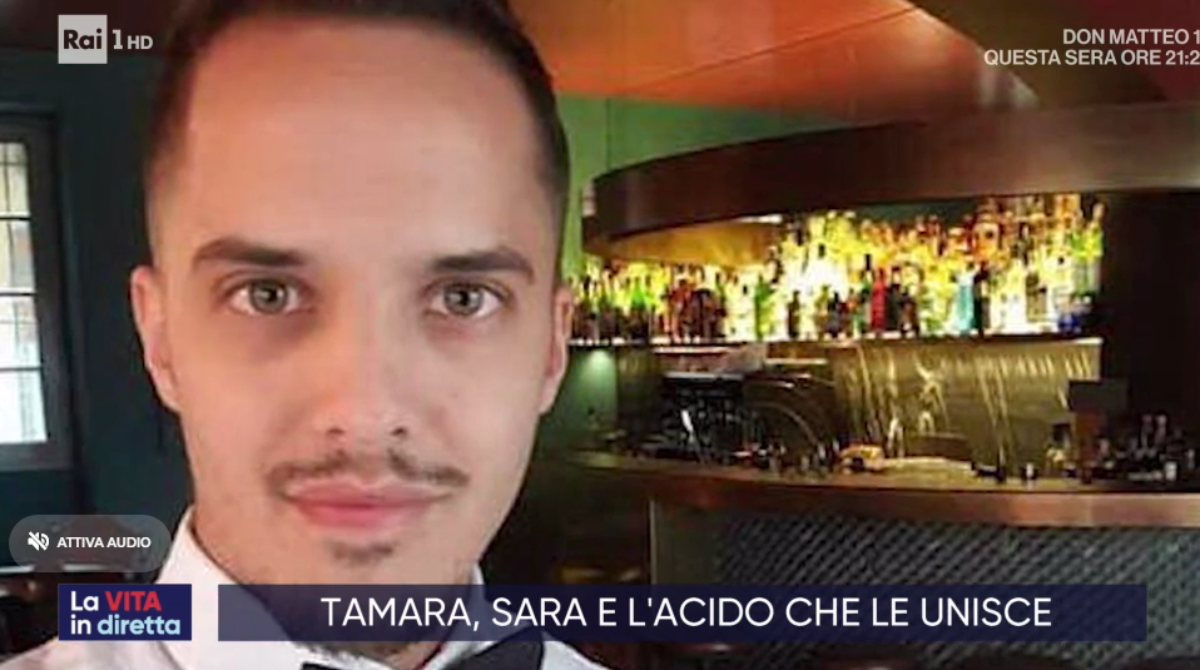 Daniele, sfregiato con l'acido a Milano L'ex rimane in