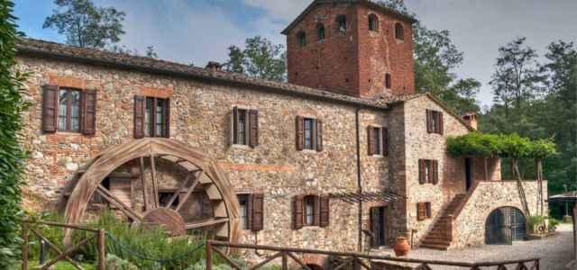 Il Mulino Bianco in Toscana