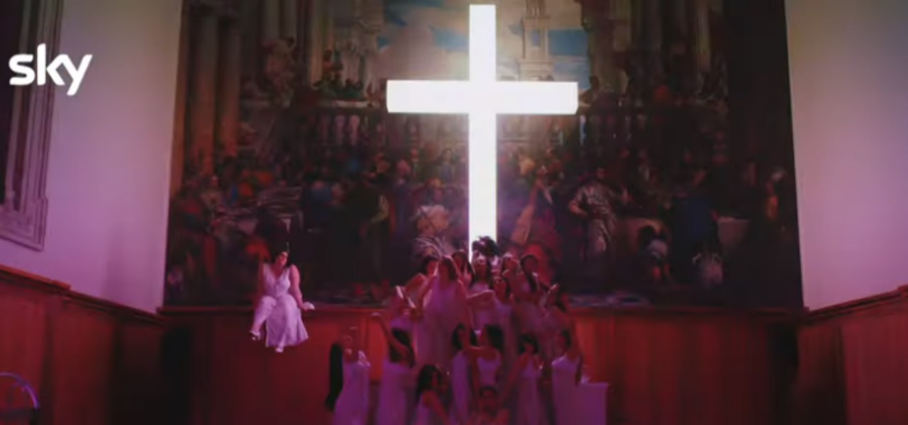 sigla the new pope 2020 youtube
