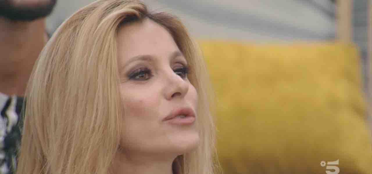 Adriana Volpe al GF VIP 4