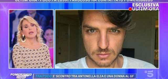 """Luigi Mario Favoloso, """"Pomeriggio 5"""""""