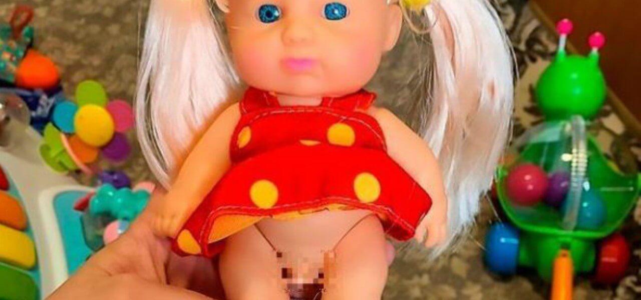 bambola trans