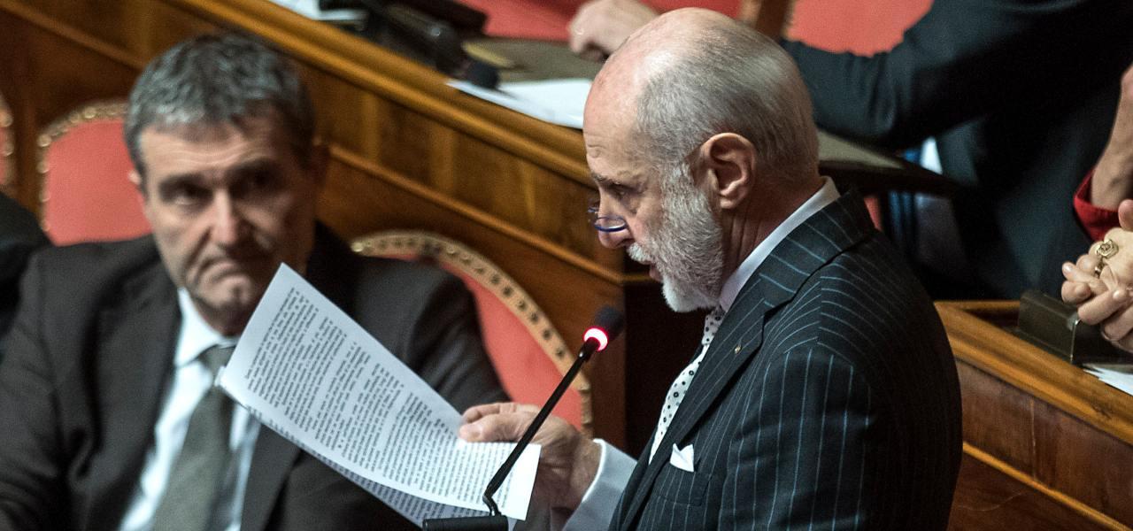 Senatore Di Marzio