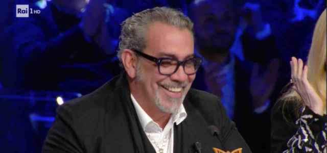 Guillermo Mariotto a Il Cantante Mascherato