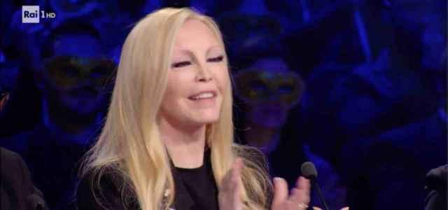 Patty Pravo a Il Cantante Mascherato