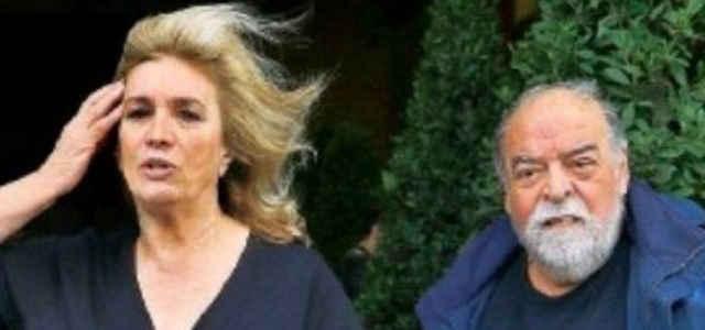 Iva Zanicchi e Fausto Pinna