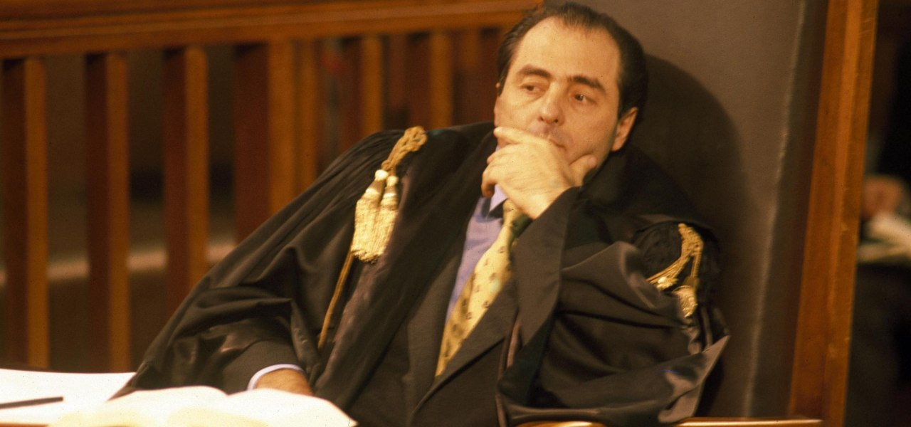 Antonio Di Pietro magistrato