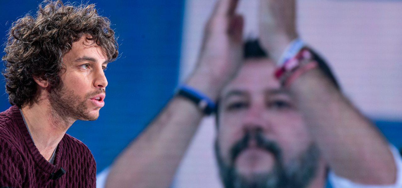 Santori e Salvini