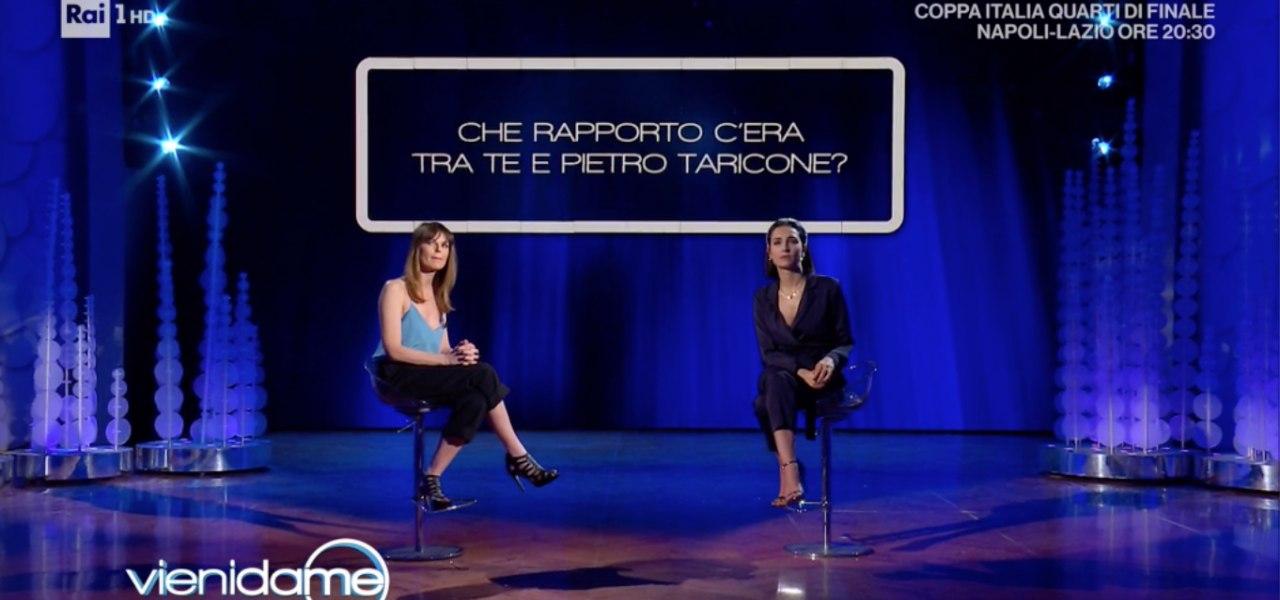 Marina La Rosa Pietro Taricone