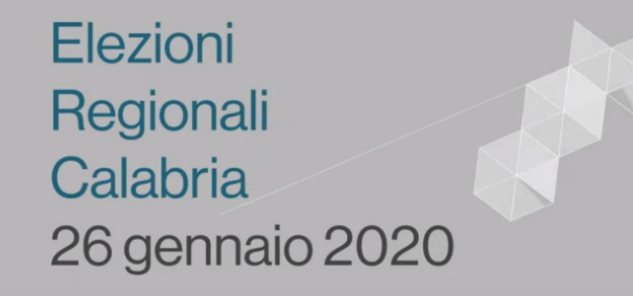 come si vota calabria 2020 youtube