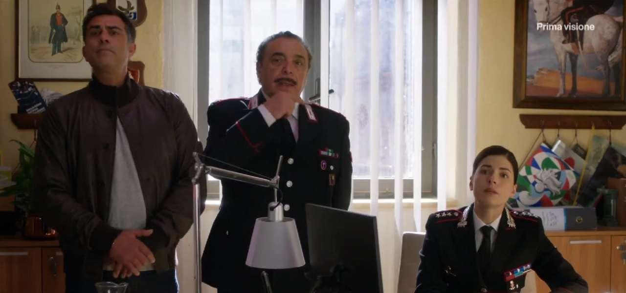 Simone Montedoro torna a Don Matteo/ Il Capitano Tommasi senza ...