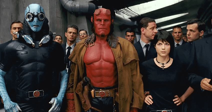 Hellboy The Golden Army