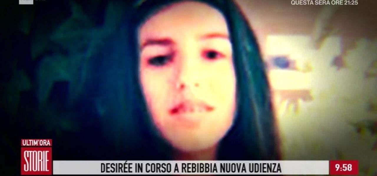 desiree mariottini storie italiane
