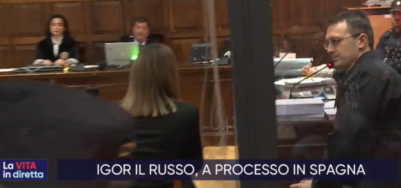 IGOR IL RUSSO OGGI A PROCESSO/ Spagna, Norbert Feher in ...