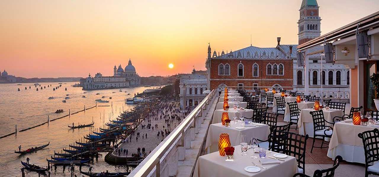 Hotel Danieli, a Veneziia