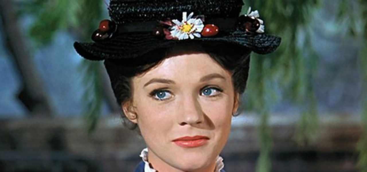 Mary Poppins, Rai 1/ Curiosità sul film con Julie Andrews (oggi, 2 ...