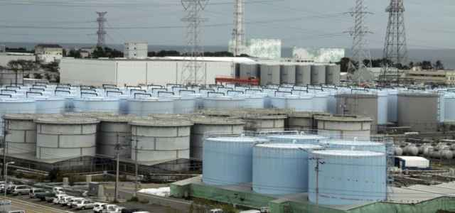 Serbatoi Fukushima