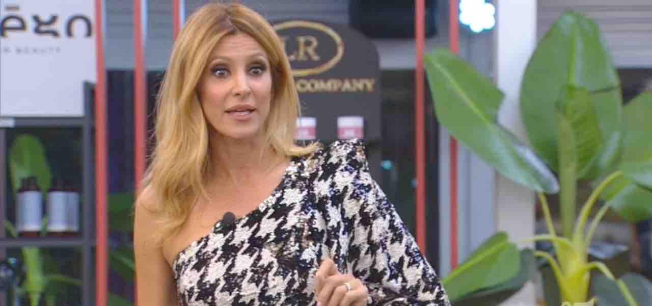 Adriana Volpe al GF VIP 2020