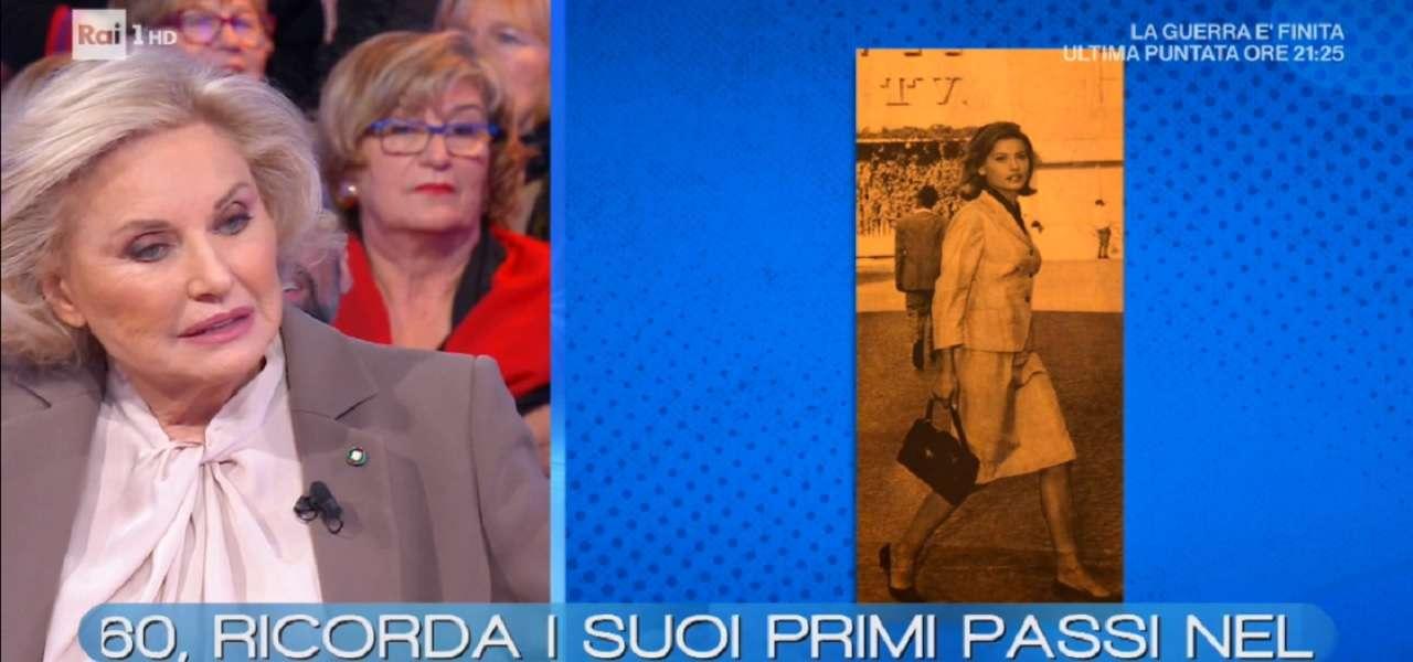 """GABRIELLA FARINON/ """"Stefano Romanazzi l'amore della mia vita ..."""