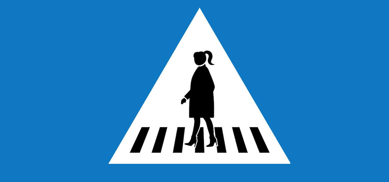 Cartelli stradali al femminile a Ginevra