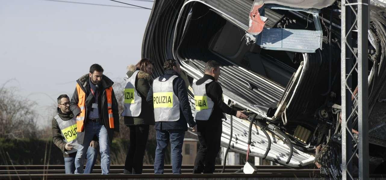 treno frecciarossa deragliato 1 lapresse1280