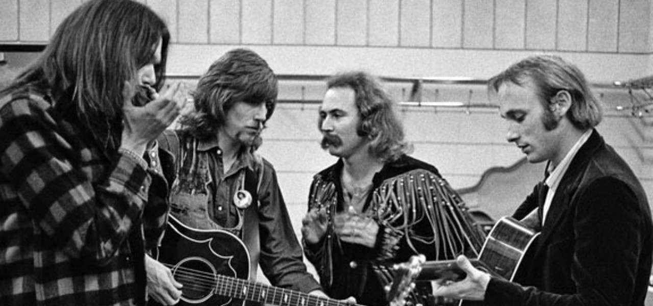 crosby still nash young 1970