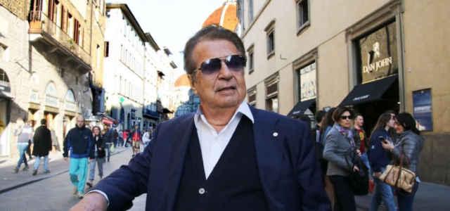 L'imprenditore Vittorio Cecchi Gori