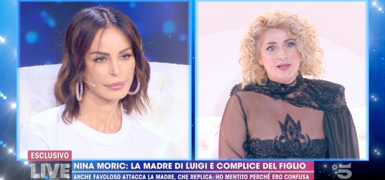 loredana fiorentino nina moric live