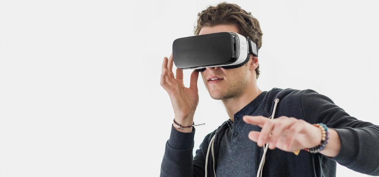 Samsung Gear VR Realta Virtuale Visore VR