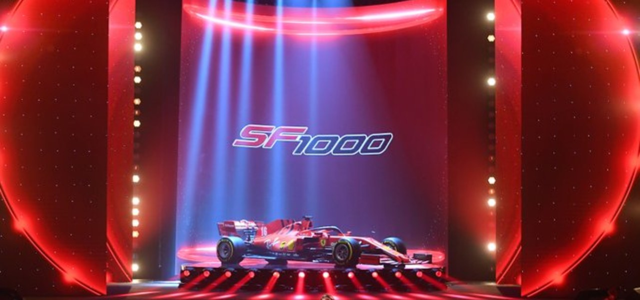 Nuova Ferrari 2020