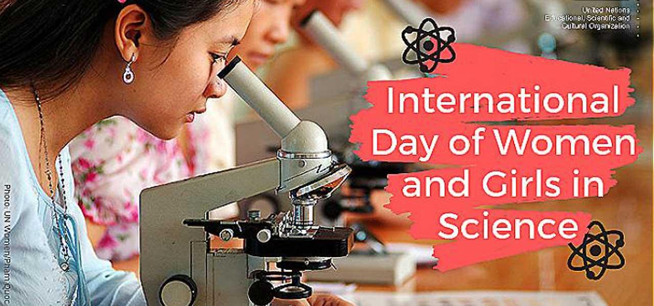 Giornata Mondiale delle Donne nella Scienza
