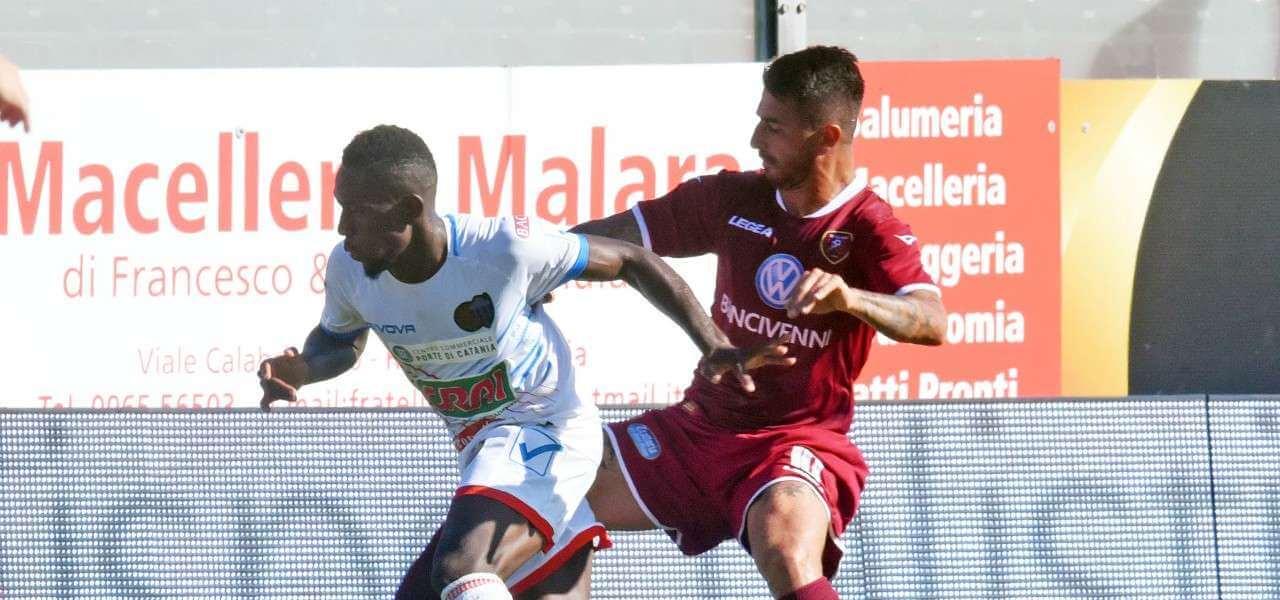 Diretta/ Catania Reggina (risultato finale 0-0) streaming: espulsi ...